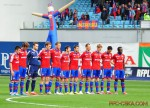 11.05.2014, ЦСКА - Томь