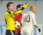 27.11.2013, ЦСКА - Бавария