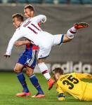 30.09.2014, ЦСКА - Бавария